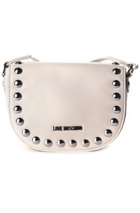 Women's Small Cross Body Bag White