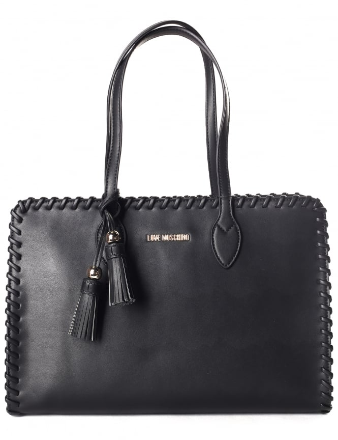 Moschino Women's Stitch Detail Bag