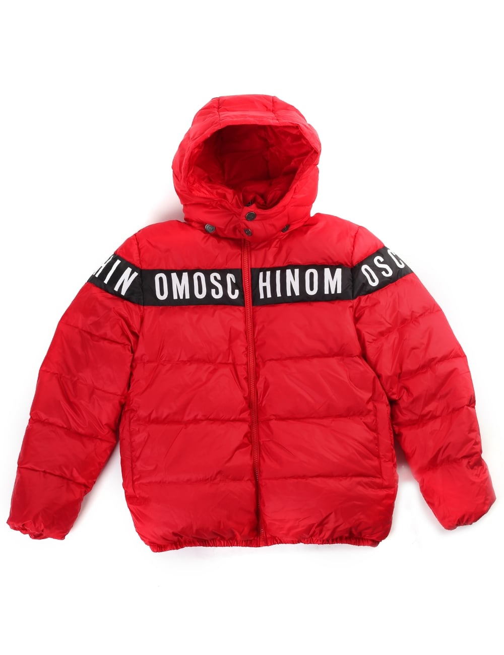 d8930bc4d9b52a Moschino Youth Boys Down Padded Jacket