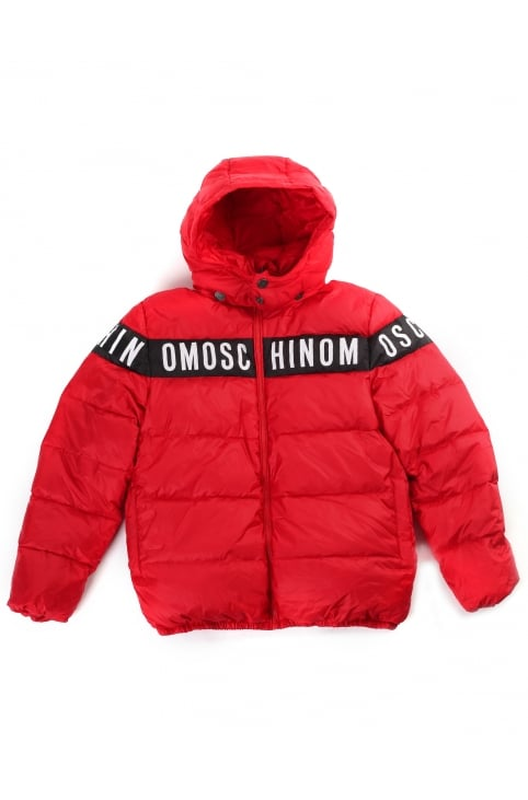 Youth Boys Down Padded Jacket