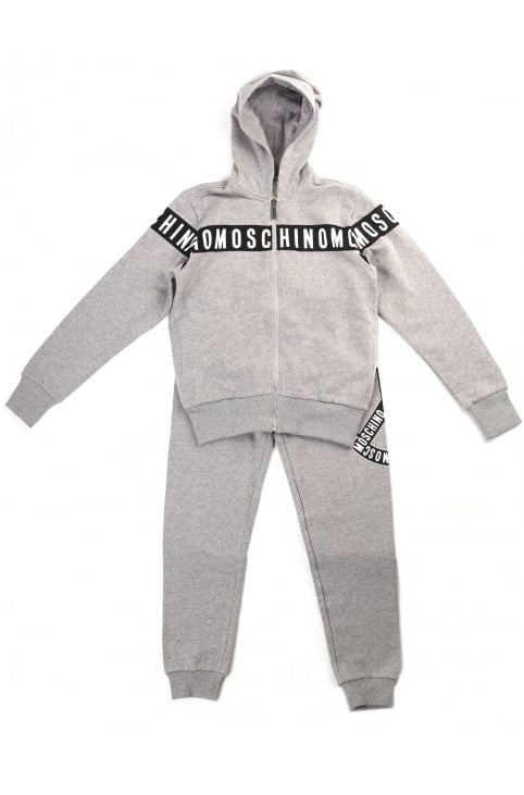 Youth Boys Hooded Tracksuit
