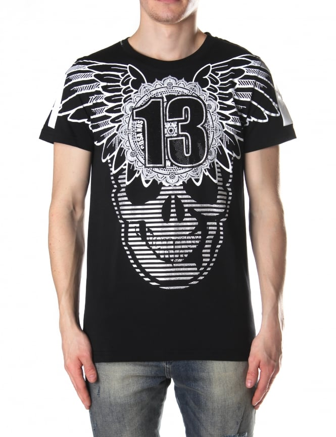 My Brand Men's Bird Skull Tee