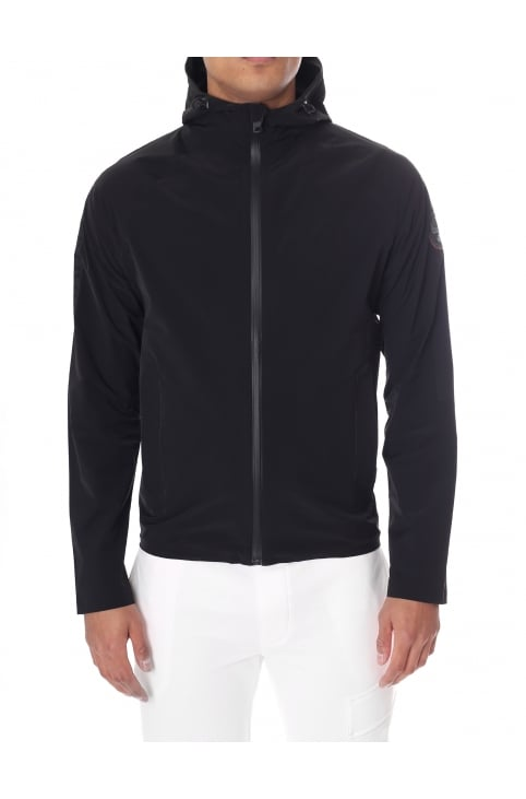 Men's Adros Zip Through Hooded Jacket
