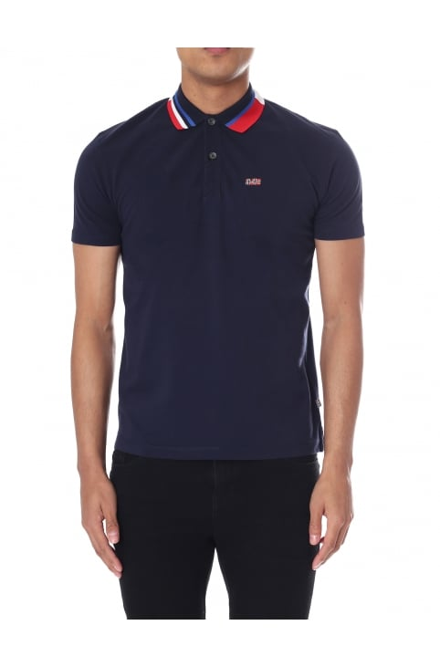 Men's Short Sleeve Eqit Polo Top