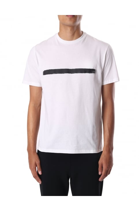 Brush Stroke Men's Tee