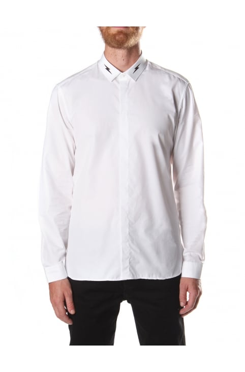 Men's Printed Icon Bolt Shirt