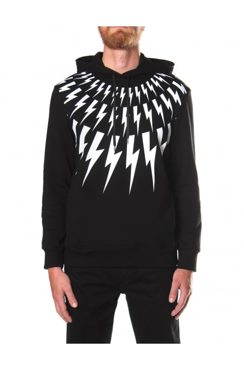 Men's Thunderbolt Hooded Sweat