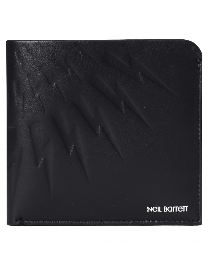 Neil Barrett Thunderbolt Men's Wallet
