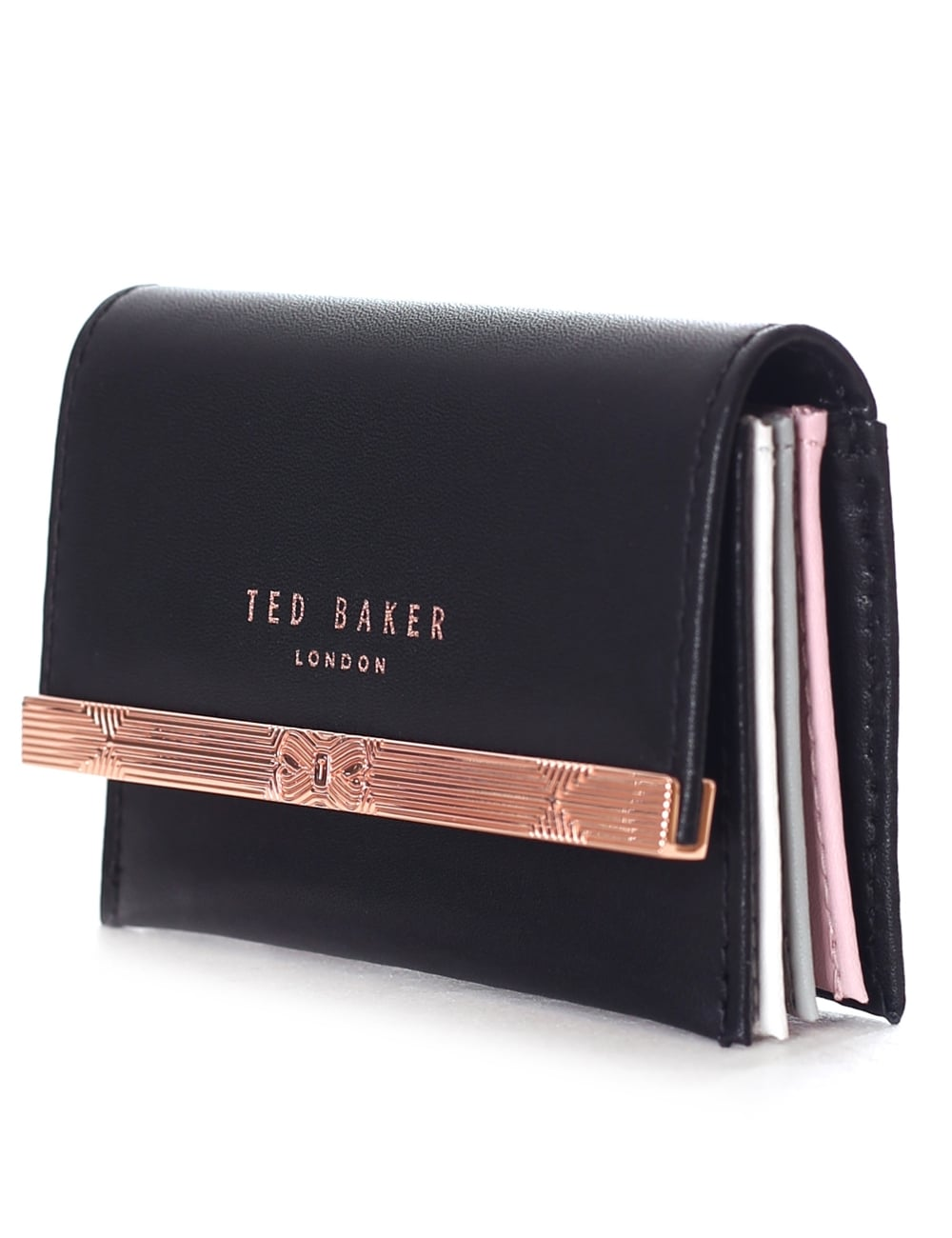 hot sales 68264 e069a Ted Baker Niccole Concertina Credit Card Holder