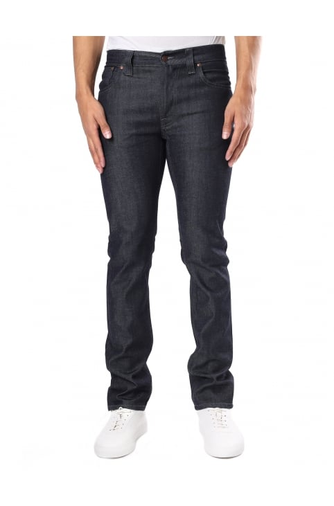 Men's Thin Finn Original Dry Dark Grey Jean