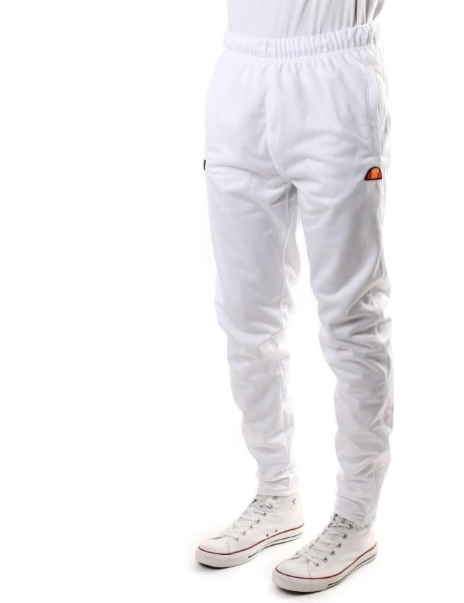 6202fcf3 Ellesse Offida Logo Men's Tracksuit Bottoms White