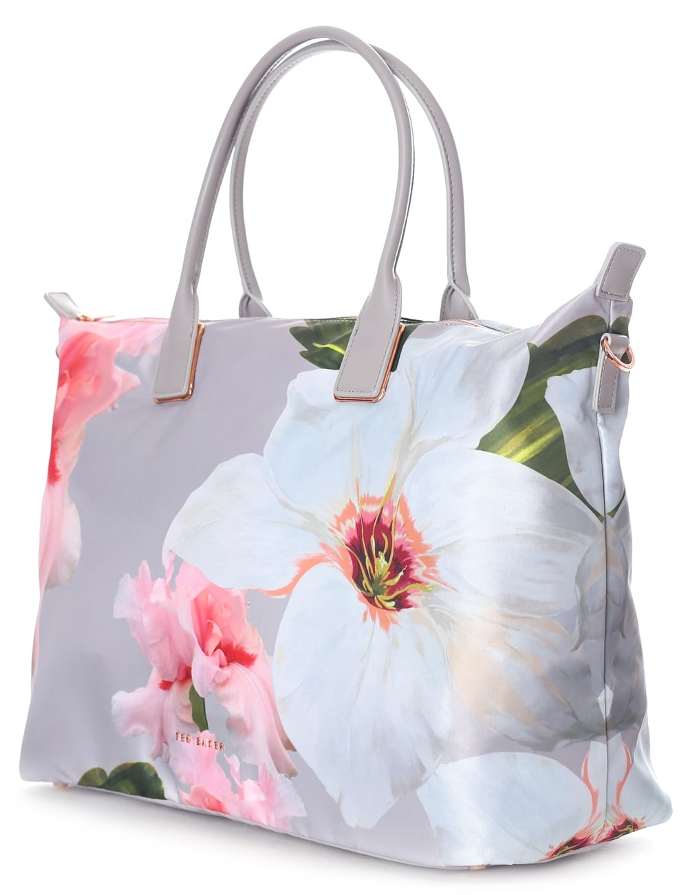 13909ae0f41 Ted Baker Orchida Women's Large Chatsworth Boom Large Nylon Tote