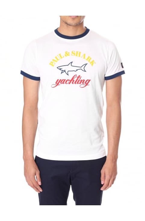 Yachting Graphic Men's Short Sleeve Tee