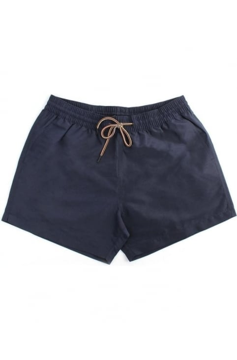 Classic Plain Men's Swim Shorts