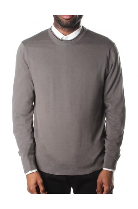 Crew Neck Men's Pullover Jumper