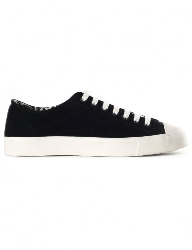 Paul Smith Indie Men's Suede Trainer