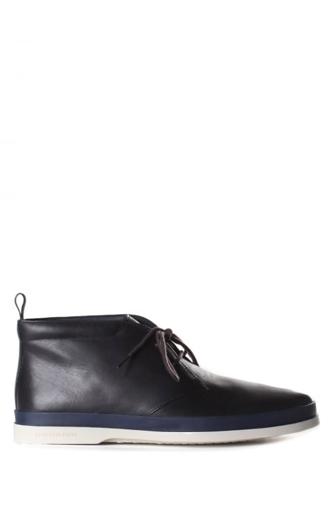 Inkie Men's Leather Chukka Boot
