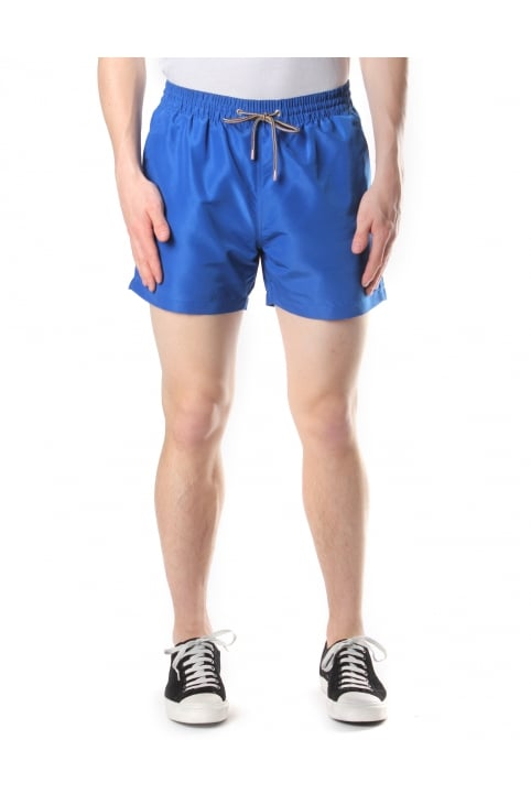 Men's Classic Plain Swim Shorts