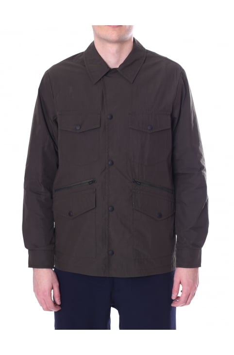Men's Lightweight Cotton Blend Field Jacket