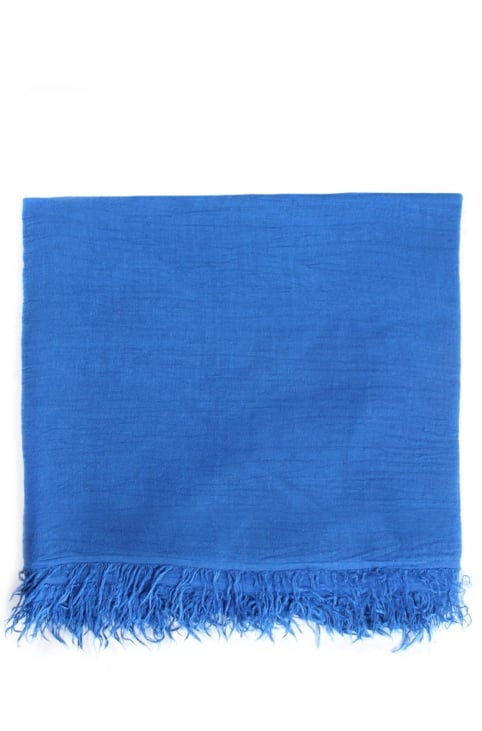 Men's Plain Overdyed Scarf