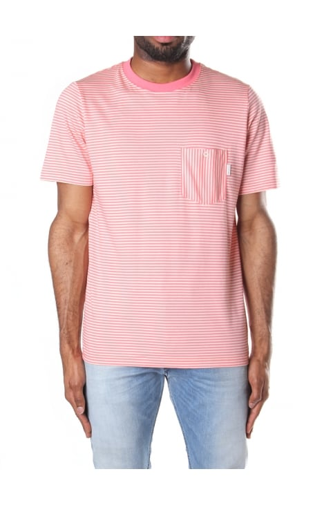 Men's Regular Fit Short Sleeve Pocket T-Shirt