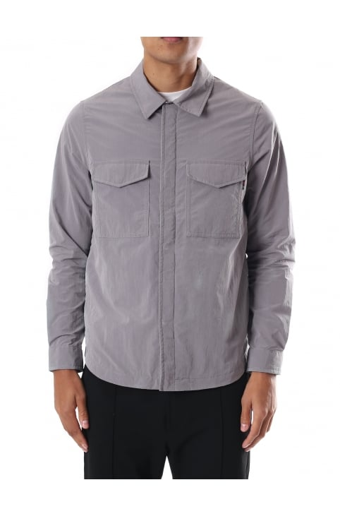 Men's Shirt Jacket