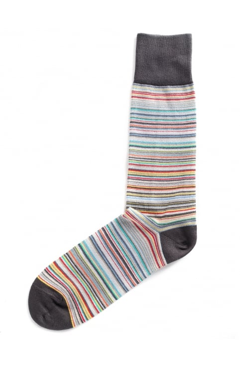 Men's Signature Stripe Socks