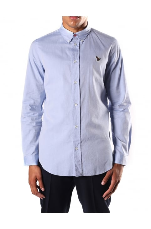 Men's Tailored Fit Long Sleeve Shirt