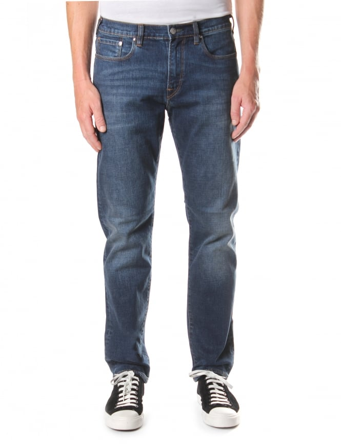 Paul Smith Men's Tapered Fit Jeans