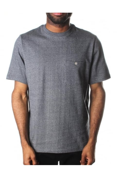 Regular Fit Men's Pocket T-Shirt