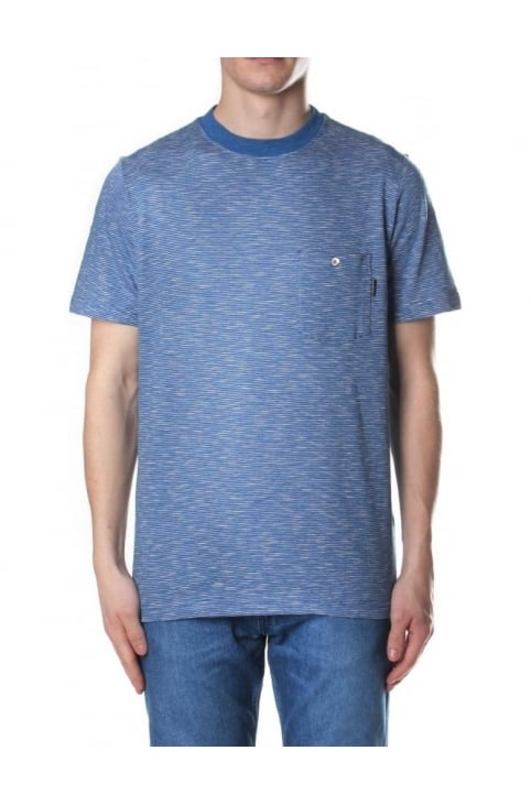 Regular Fit Men's Short Sleeve Pocket Tee