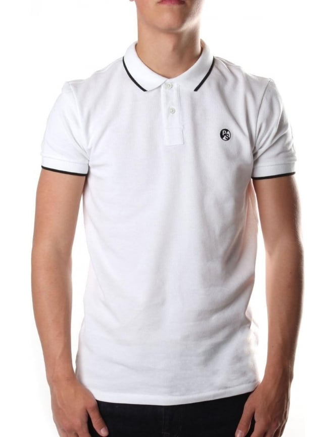 Paul Smith Slim Fit Men's Short Sleeve Polo Shirt