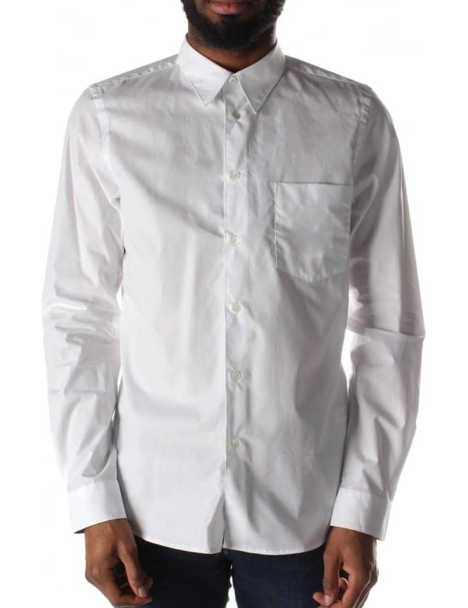 Paul Smith Tailored Fit Men's Long Sleeve Shirt