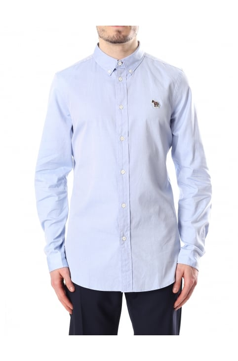 Tailored Fit Men's Long Sleeve Shirt