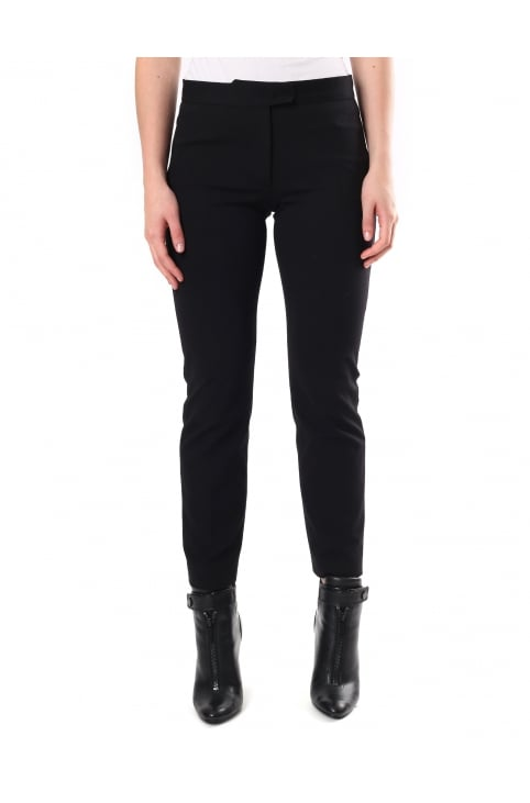 Women's Fitted Milano Jersey Trouser