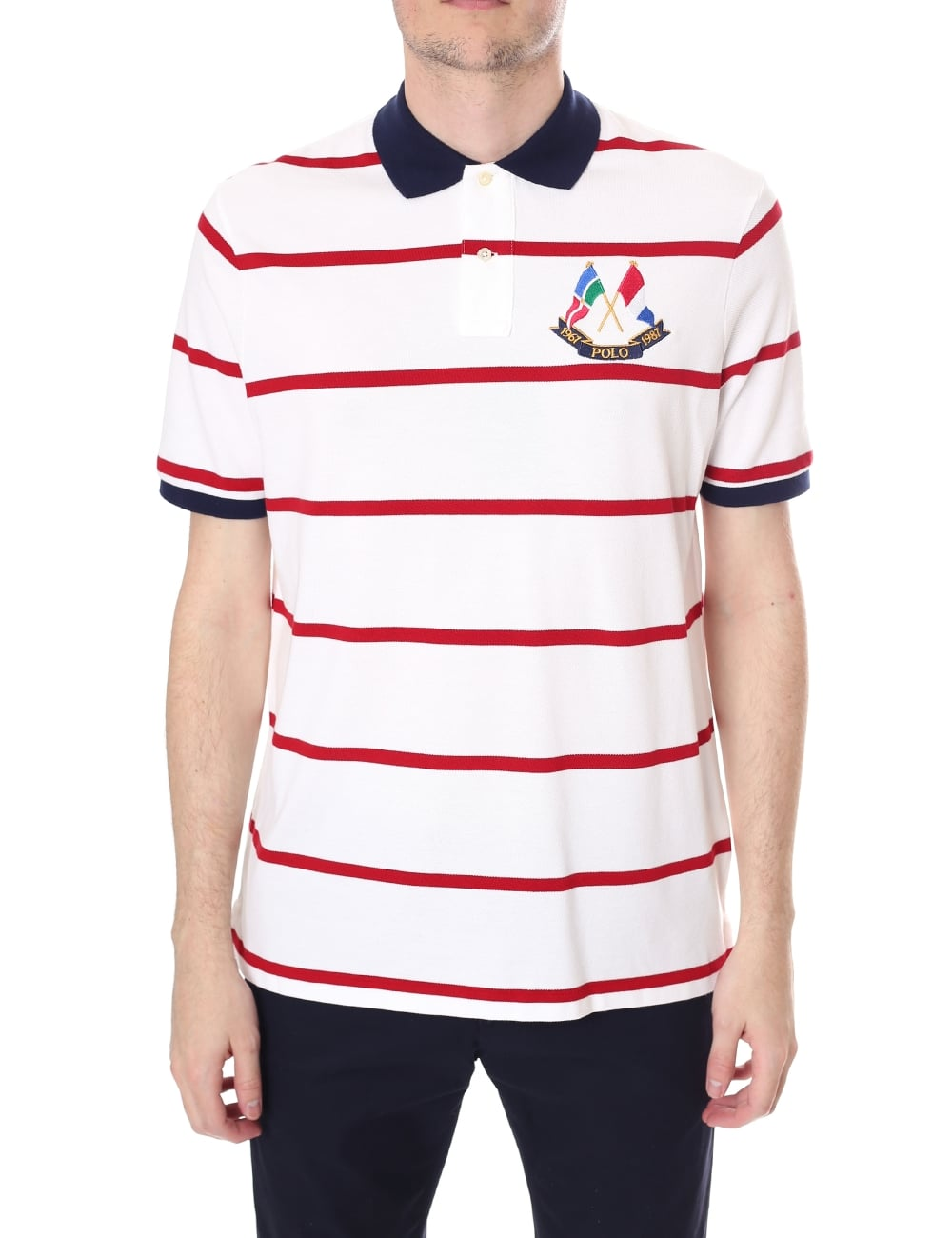 Ralph Lauren Classic Fit Polo Shirt Uk Chad Crowley Productions