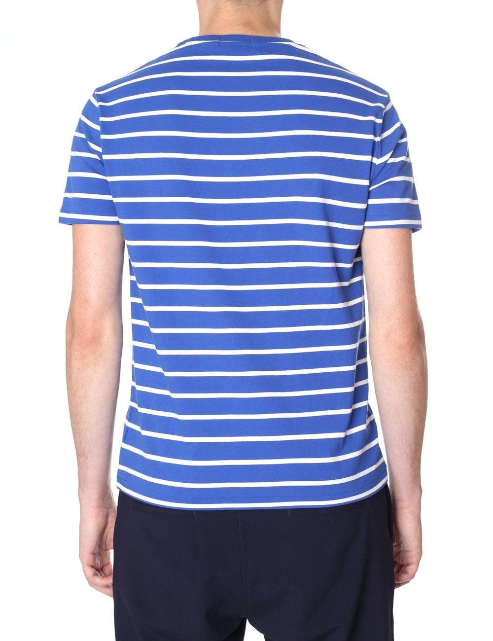 ec14b1d56 Polo Ralph Lauren Men's Custom Slim Fit Crew Neck Short Sleeve Tee