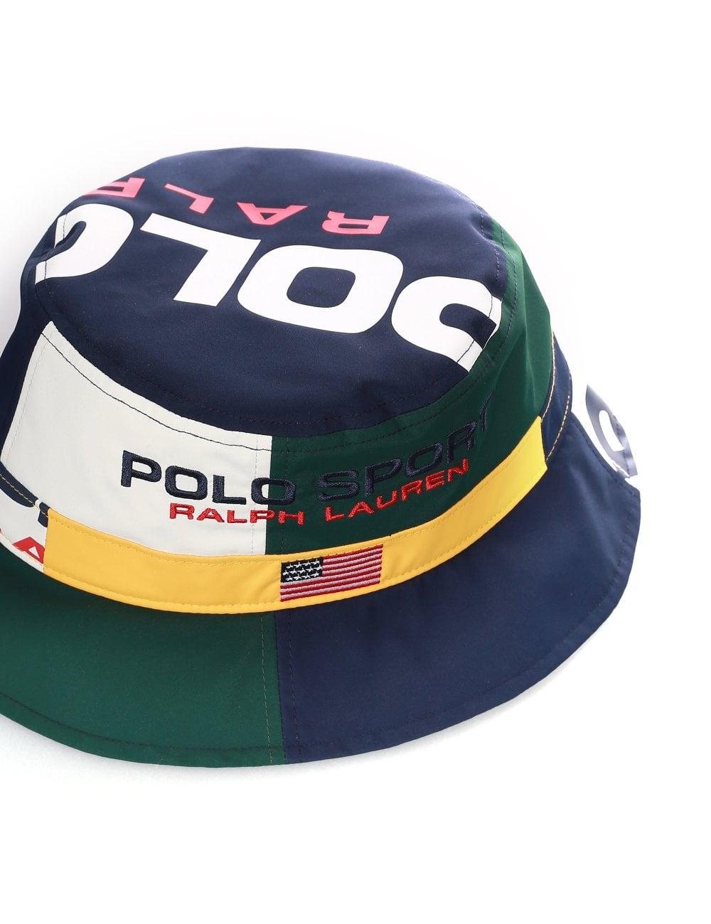 Polo Ralph Lauren Mens Bucket Hat