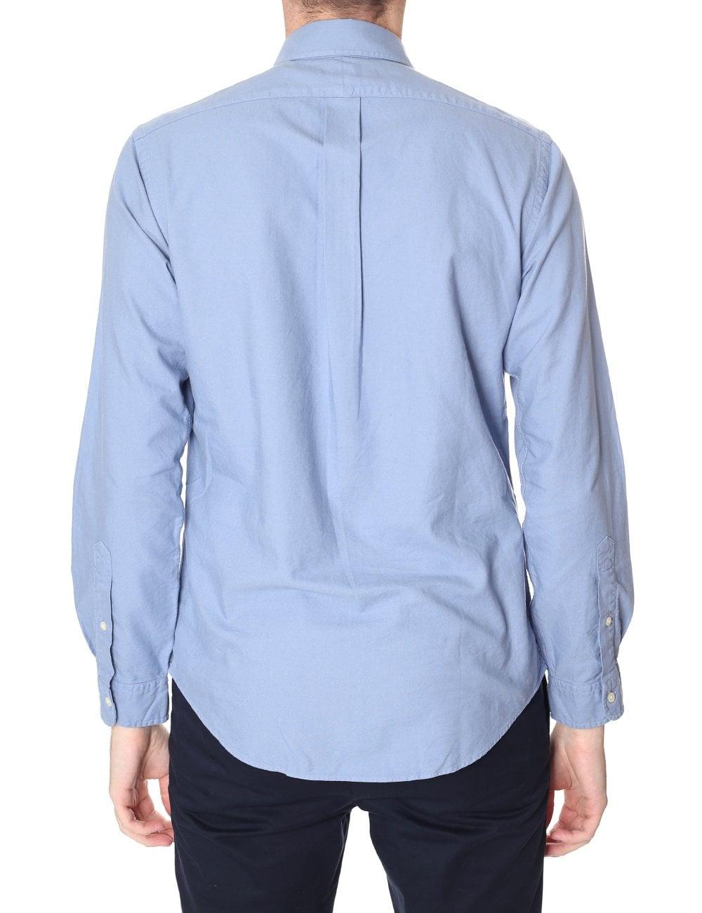 0163223cd98c1 Polo Ralph Lauren Men s Slim Fit Long Sleeve Sport Shirt