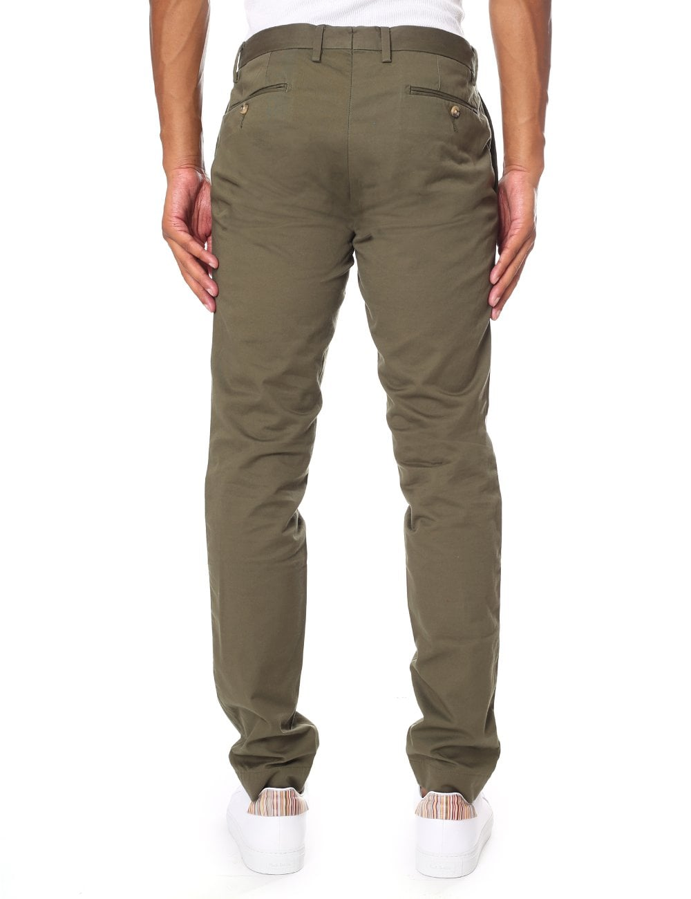 exquisite craftsmanship purchase authentic running shoes Polo Ralph Lauren Men's Tailored Slim Fit Pant