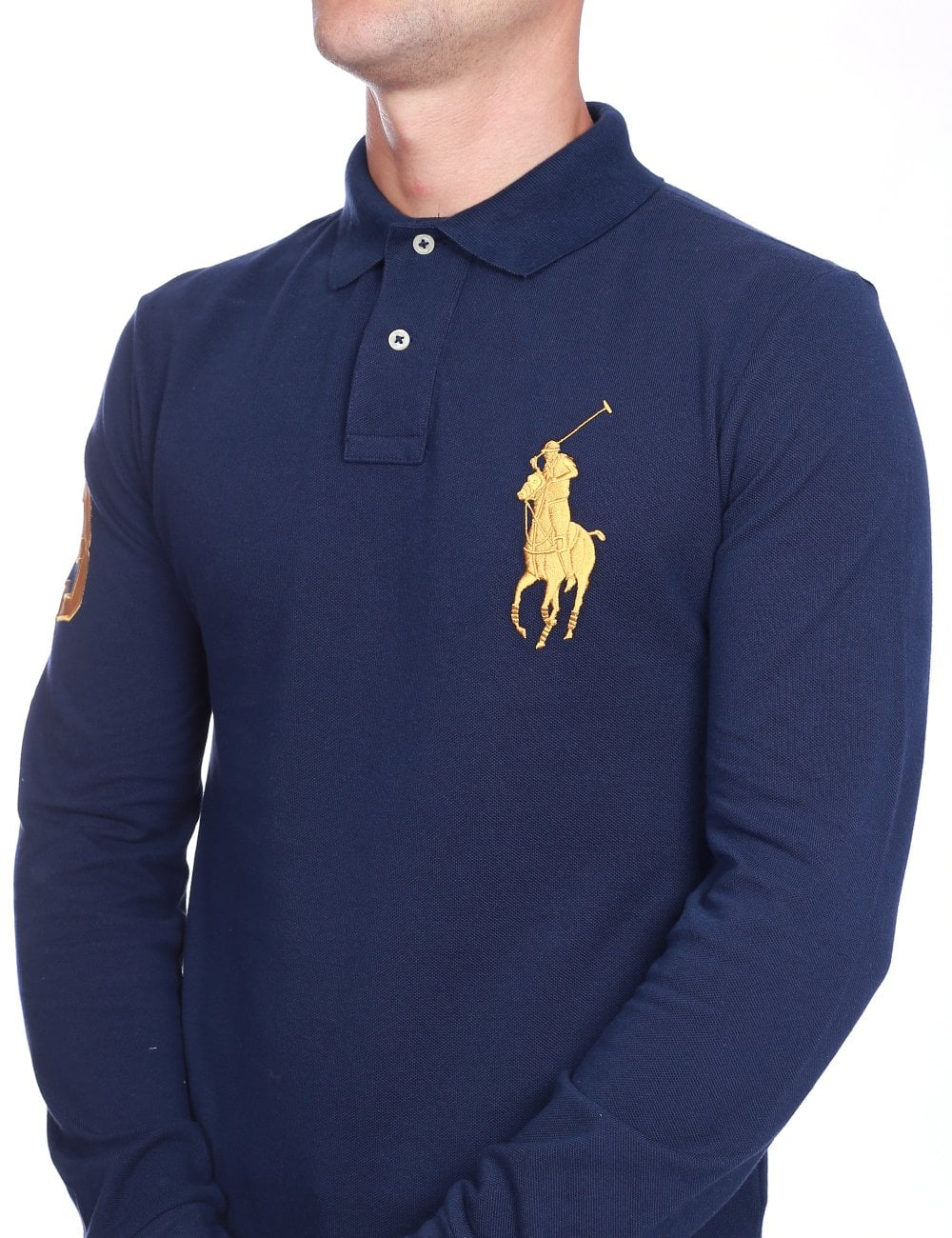 Polo Ralph Lauren Men's Slim fit Long
