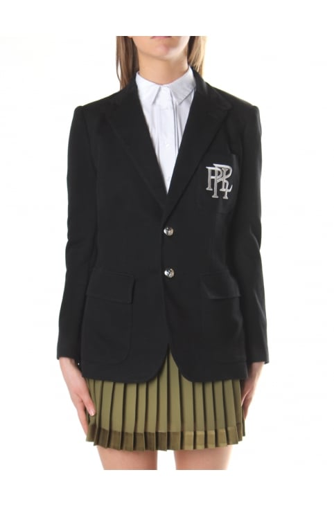 Women's 2 Button Blazer Jacket