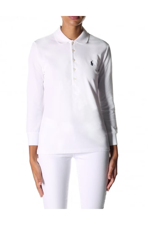 Women's 3/4 Julie Polo Shirt