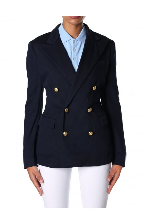 Women's Double Breasted Blazer Jacket