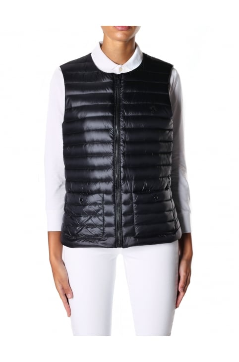 Women's Zip Through Gilet