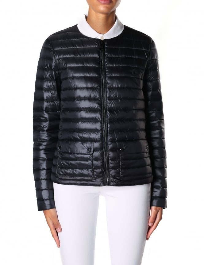 Polo Ralph Lauren Women's Zip Through Quilted Jacket