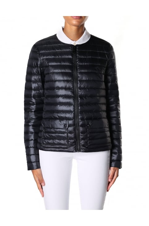 Women's Zip Through Quilted Jacket