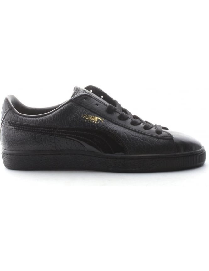 Trainer Basket Blackgold Men's Croc Puma rBWQxeodC