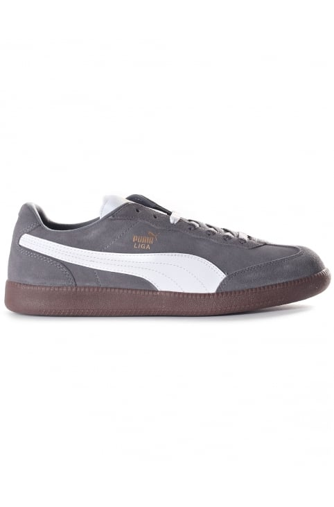 Men's Liga Suede Trainer