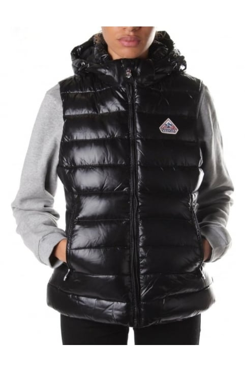 Spoutnic Women's Hooded Gilet